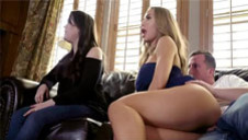 Brazzers - Pornstars Homologous to it Big - (Nicole Aniston) - Theres A Pornstar