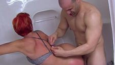 That ginger milf is on fire - video 3