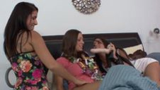Sisters who cum together. - video 3