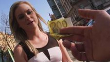 Czech floozy loves money - video 2