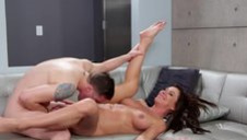 Jilted Mommy Eager to Taste Stepson's Dick!